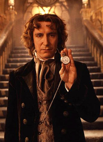 GC76P0R Dr Who Reboot Prelude IIX: &quot-The Eighth Doctor ...