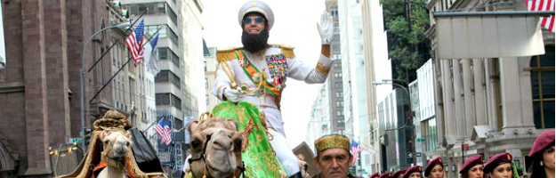 "LYT Review: Sacha Baron Cohen Truly Puts the ""Dick"" in ""Dictator."""