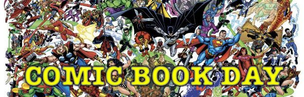 Comic Book Day: Pull List for August 28th, 2013