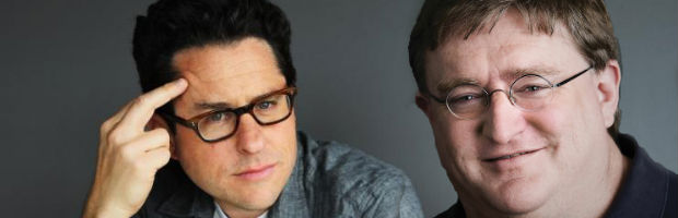 DICE 2013 – Gabe Newell and J.J. Abrams: Storytelling Across Platforms