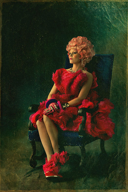 Effie Trinket Portrait 2013