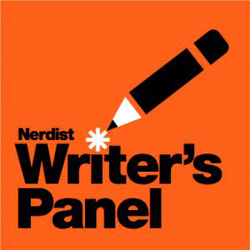 Nerdist Writers Panel NerdMelt Showroom