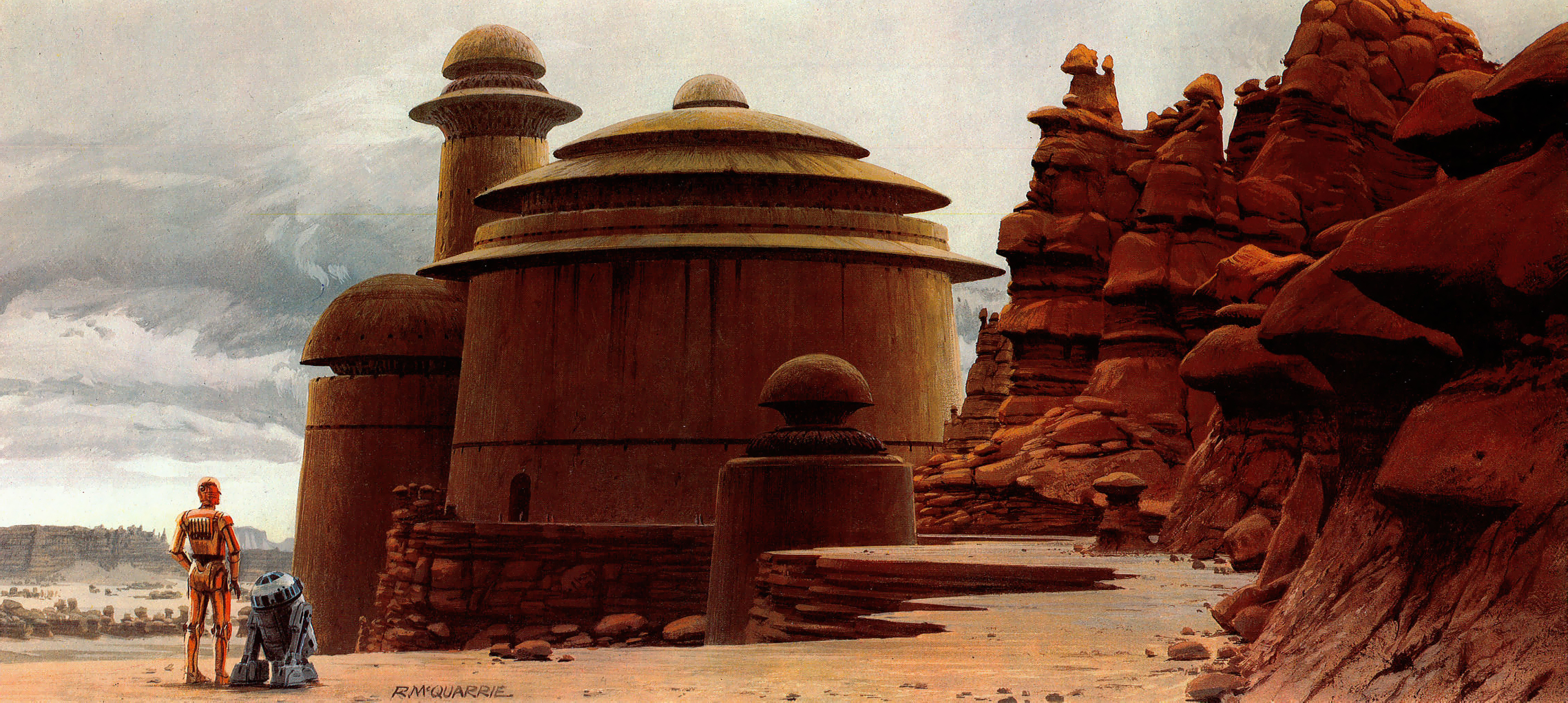 ROTJ 30th Anniversary: Jabba's Palace: Where Are They Now?