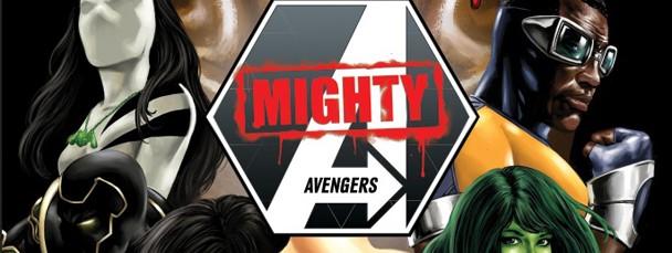 "Al Ewing and Greg Land Assemble Marvel's ""Mighty Avengers"""