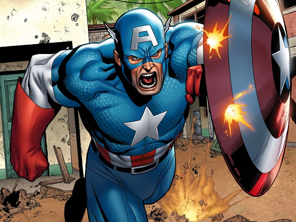 Breaking Down the First Look at Captain America's AVENGERS 4 Suit