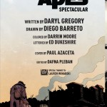 Planet of the Apes Spectacular #1, pg. 1