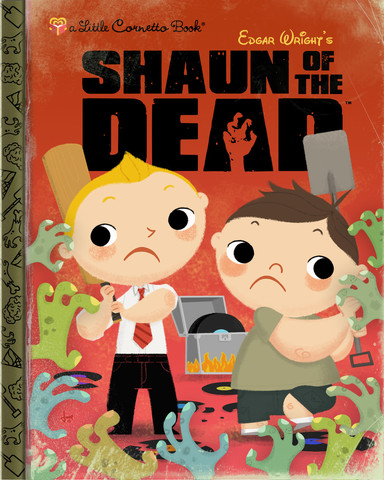 """Shaun of the Dead"" by Joey Spiotto"
