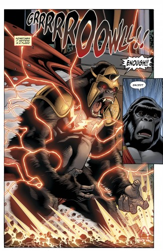 The Flash #23.1: Grodd, pg. 4