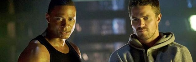 Hero Chat with ARROW's David Ramsey