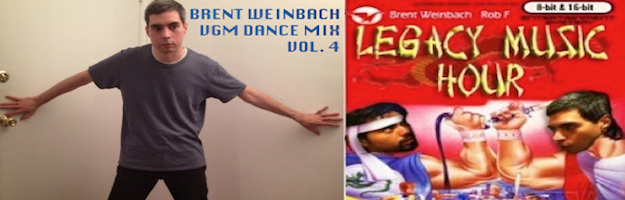 The Legacy Music Hour Bonus: Brent Weinbach VGM Dance Mix Vol. 4