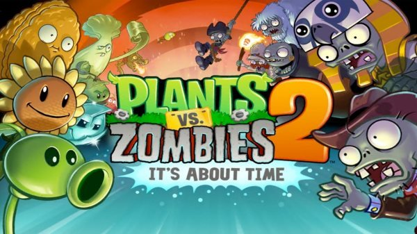 PLANTS VS. ZOMBIES 2 Finally Hits Android