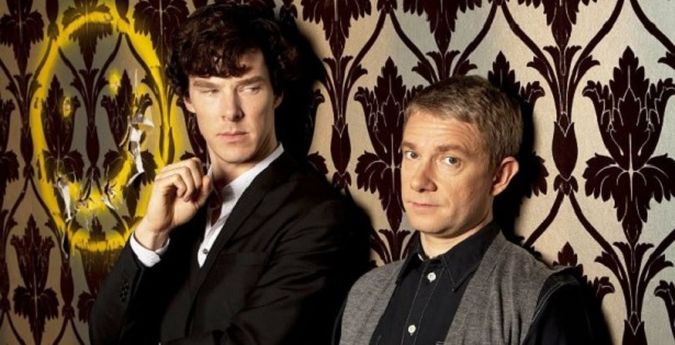 SHERLOCK Returns in January