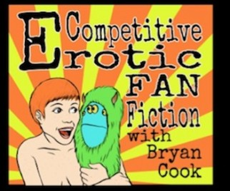 Competitive Erotic Fan Fiction #35: Round 1 (Ian Karmel, Rylee Newton, Barbara Holm, Anthony Lopez and Derek Sheen)