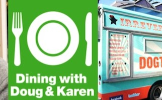 Dining with Doug and Karen #31: Zach Galifiankis and Dogtown Dogs