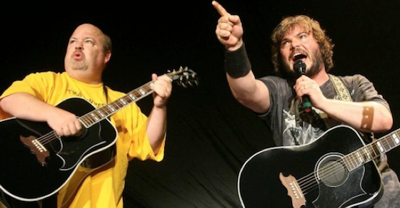 Nerdist Podcast: Tenacious D Returns