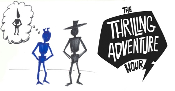 Thrilling Adventure Hour #139: Thrilling Adventure Hour Panel from New York Comic-Con 2013