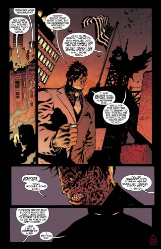 BATMAN AND TWO-FACE #25, pg. 3