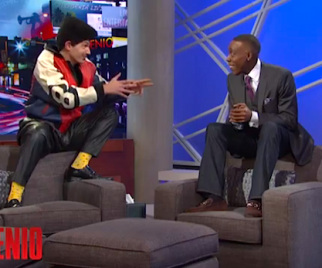 The Most Intentionally Funny Video of The Day 11/27/13: Arscheerio Paul Meets Arsenio Hall