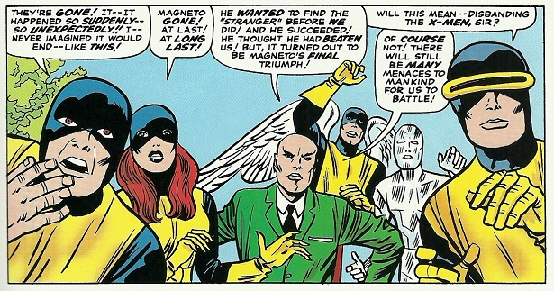 Pitch This, Vintage Edition: An Authentic 1960s X-MEN Movie