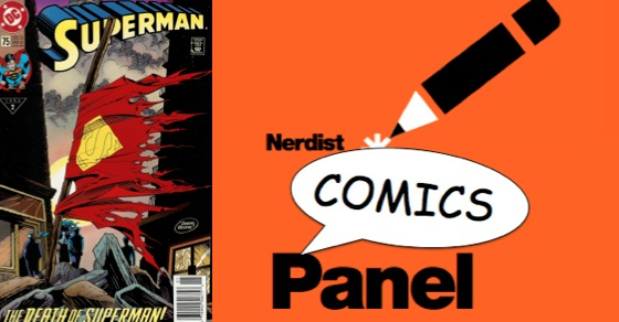 Nerdist Comics Panel #24: Mike Carlin