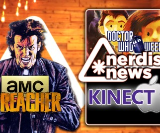 NERDIST NEWS: DOCTOR WHO Week, Simon Pegg and Nick Frost, and Win an Xbox One!