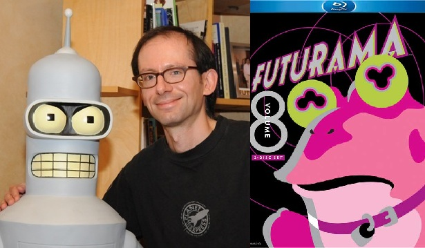 David X. Cohen Reflects on the End of FUTURAMA