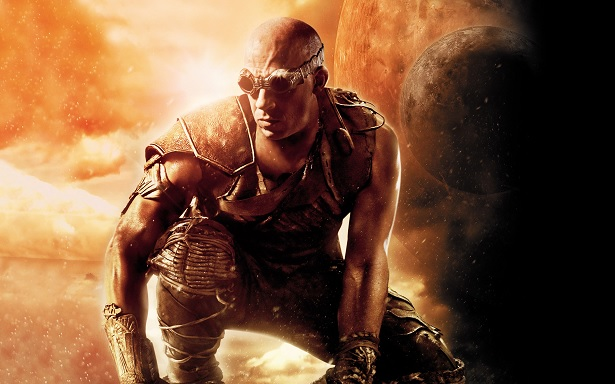 WIN A Copy of RIDDICK Before the Lights Go Out