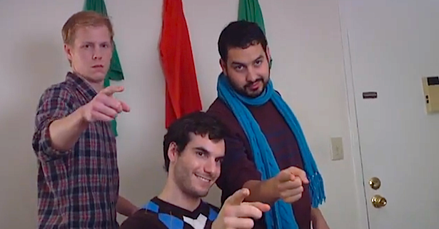 The Most Intentionally Funny Video of The Day 12/11/13: Dead Kevin's Christmas Card Photo