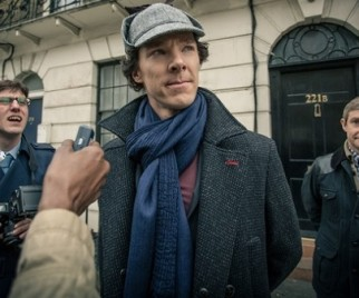 New SHERLOCK Series 3 Photos