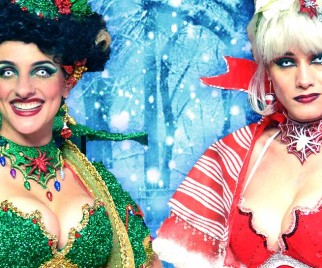 The TERROR TWINS Return for a CHRISTMAS SPOOK-TACULAR!