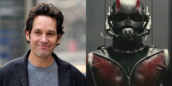 Marvel Round-up: Paul Rudd is ANT-MAN, AVENGERS: AGE OF ULTRON's New Villain, and Much More
