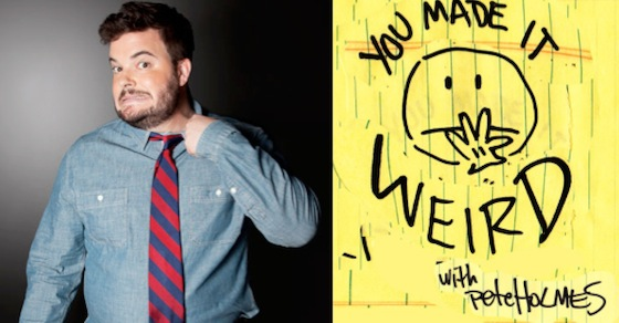 You Made It Weird #186: Jon Gabrus