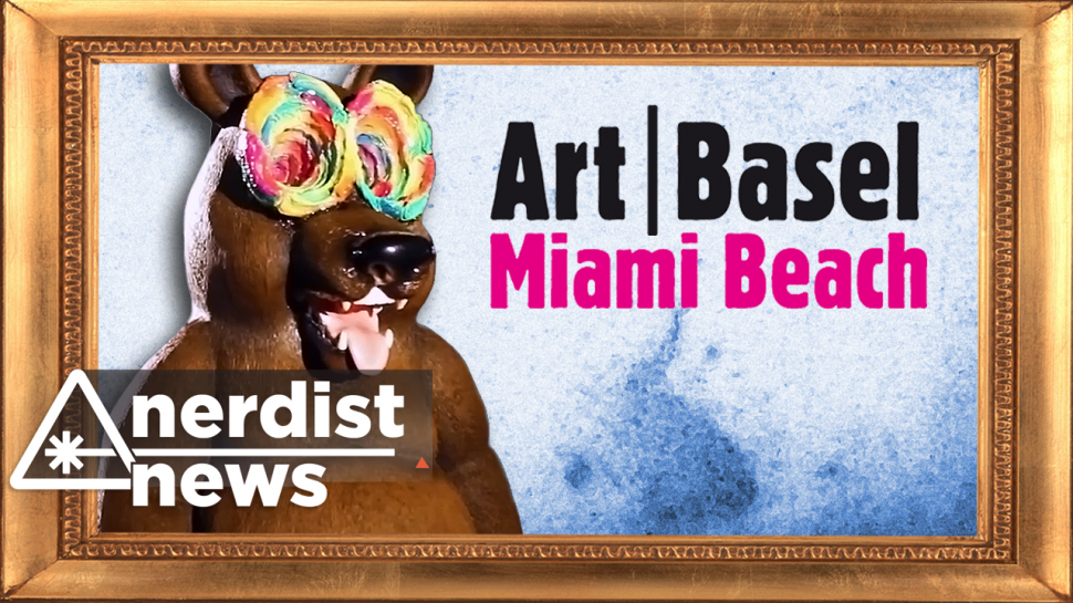 A Quick Tour Of Art Basel Miami Beach 2013