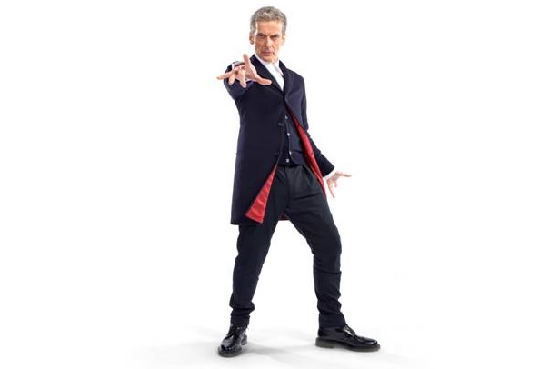 DOCTOR WHO – Peter Capaldi's Costume Revealed