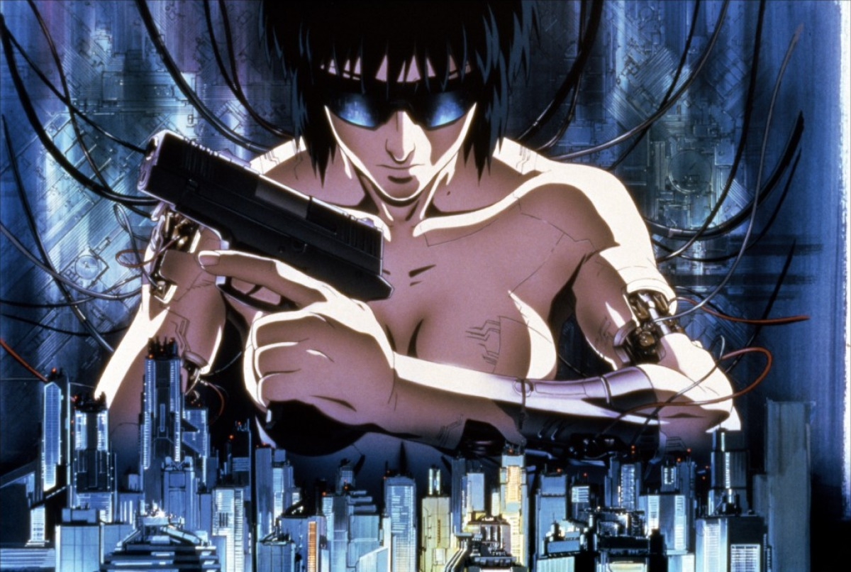 essay ghost in the shell