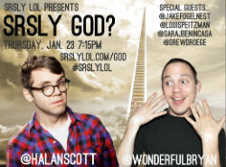 SRSLY God NerdMelt Showroom