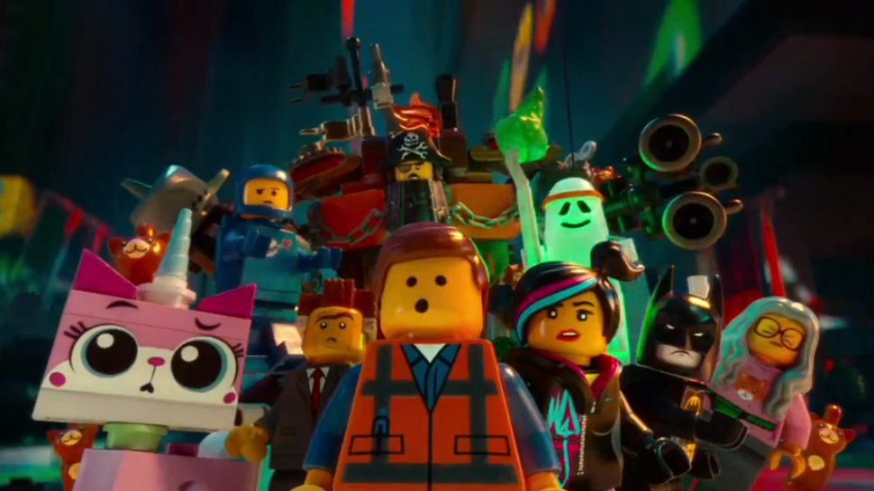 Meet The Man Of Plastic In THE LEGO MOVIE's New Trailer