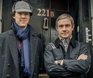 SHERLOCK Series 3 Preview