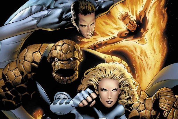 FANTASTIC FOUR Script Done; Casting Begins At The End Of The Month