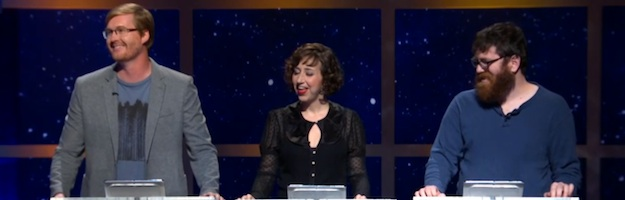 @midnight Last Night: Kurt Braunohler, Kristen Schaal, Mike Lawrence