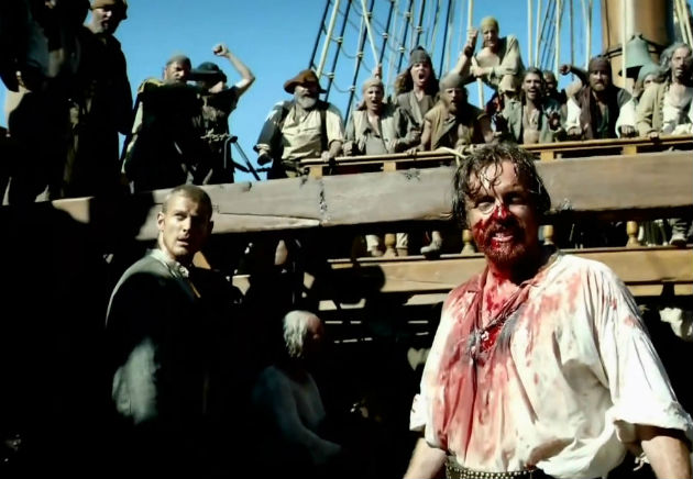 Watch Michael Bay's BLACK SAILS Series Premiere a Week Early