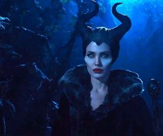Angelina Jolie Gets Villainous in a New MALEFICENT Trailer
