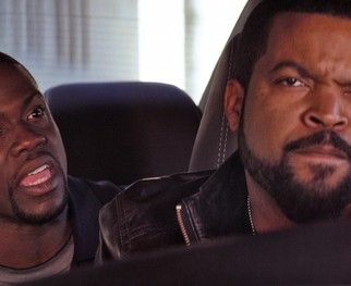 Kevin Hart and Ice Cube on RIDE ALONG, Online Gaming, and More
