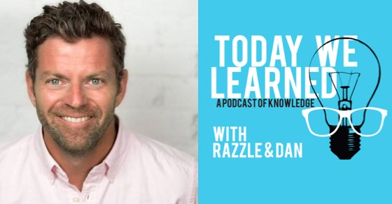 Today We Learned #22: Dave Holmes
