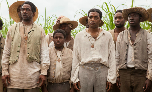 Oscar Review: 12 YEARS A SLAVE