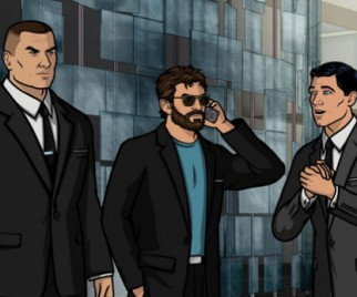 Live From the Danger Zone: Nerdist Chats with Kenny Loggins On ARCHER Cameo