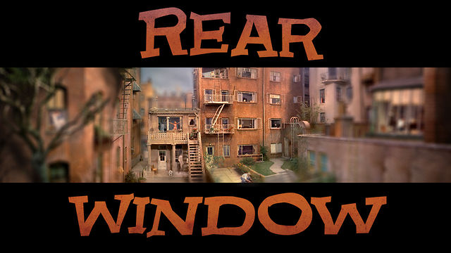 Time Lapse Shows the View From REAR WINDOW in 3 Minutes