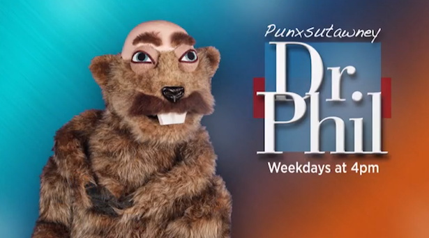 The Most Intentionally Funny Video of The Day 2/6/14: Conan's Punxsutawney Dr. Phil