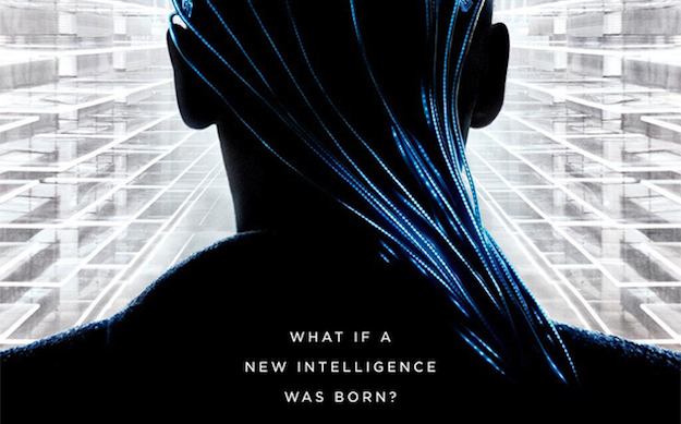 The TRANSCENDENCE Trailer Will Make You Think Twice About AI