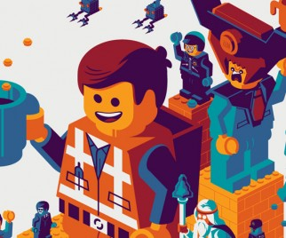 Own This Awesome LEGO MOVIE Mondo Poster